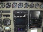 Center Cockpit Panel